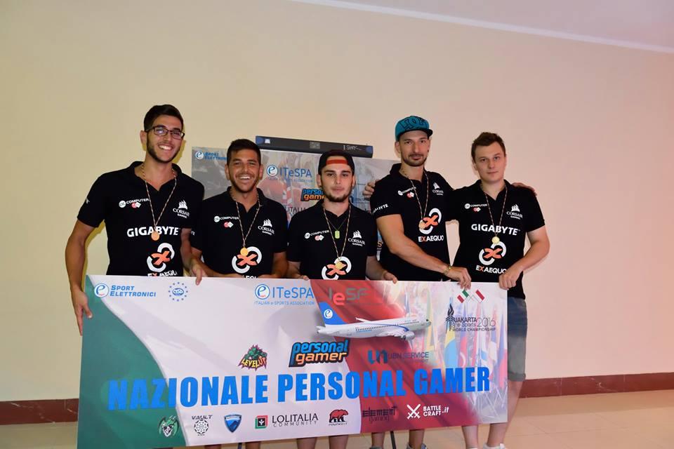 exaequo-nazionale-personal-gamer-world-championship-jakarta-2016