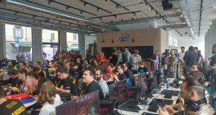 Intervista a Agostino Melillo - immagine del torneo TGL di Milano alla Microsoft House
