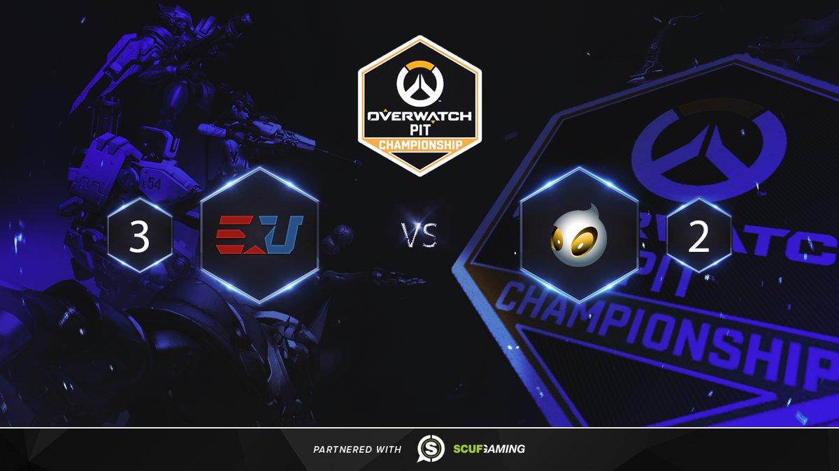 Overwatch PIT Championship EU loser b