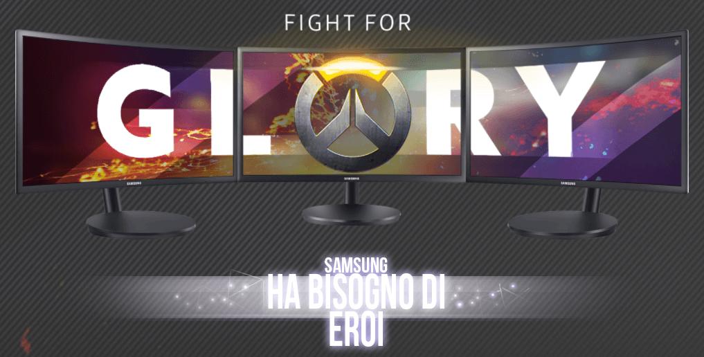 Finali fight for glory ecco il nuovo team samsung esports for Samsung arena milano