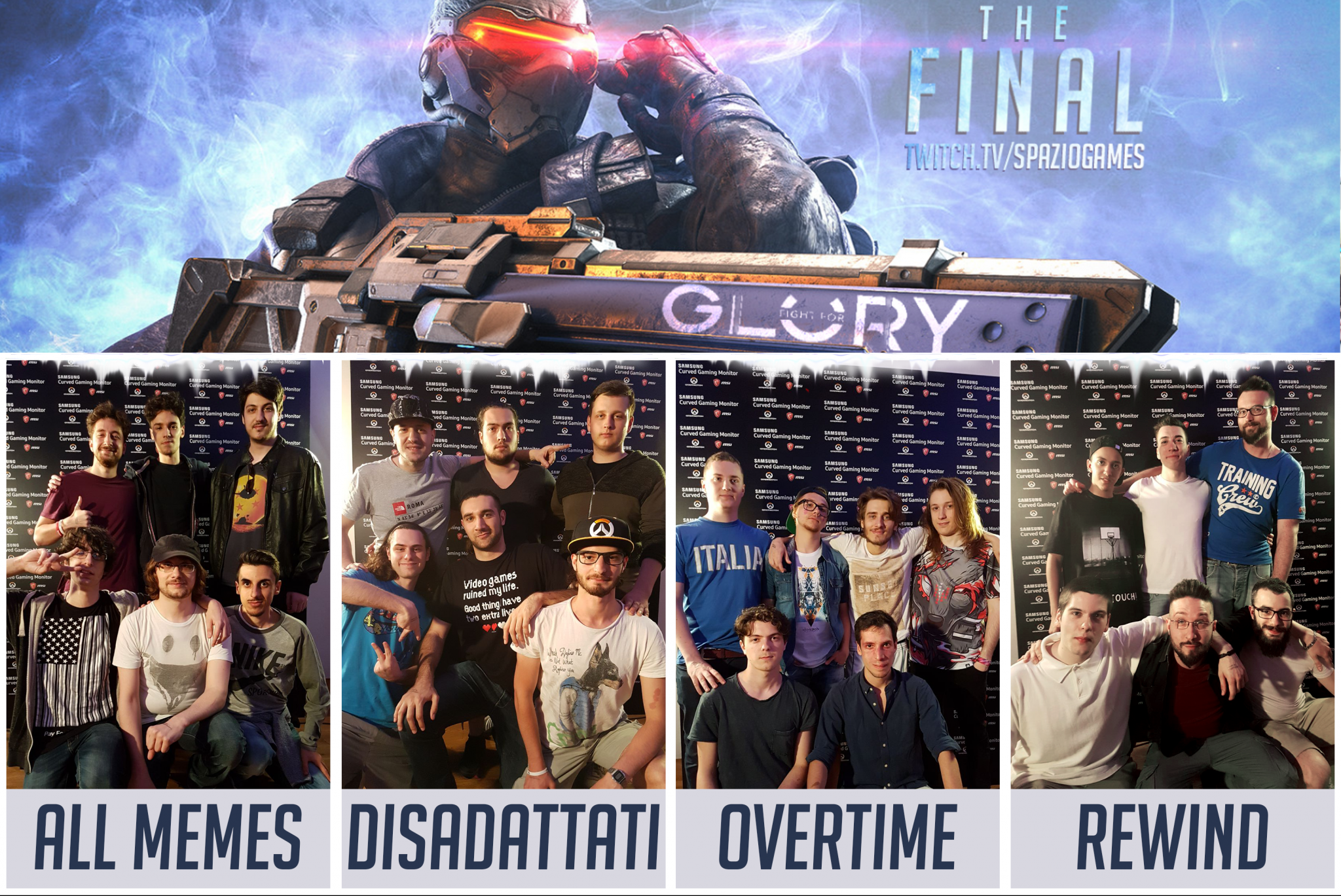 Finali Fight For Glory immagine