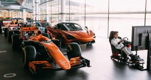 McLaren Formula 1 - McLaren-Honda si lancia sugli esport World's Fastest Gamer competition
