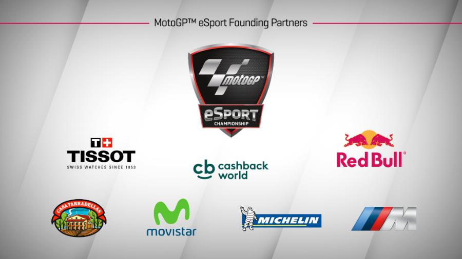 Primo MotoGP eSport Championship partner