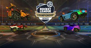 Rocket League Championship Series season 3