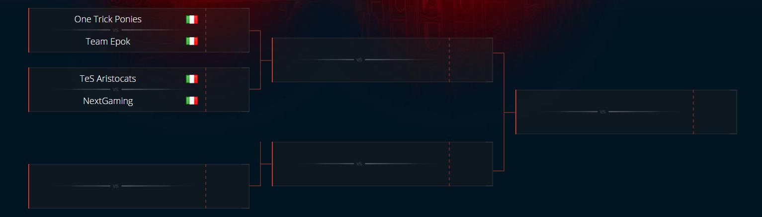 ESL Italia Championship 2017 Overwatch
