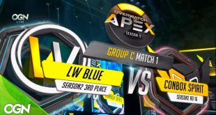 Secondo group stage di OGN Overwatch APEX Season 3