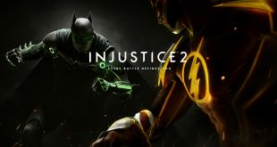 Injustice 2 all'EVO 2017