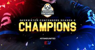 Overwatch Contenders Europe
