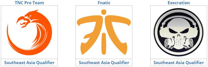 The International 2017 Main Qualifiers