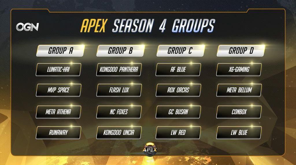 ogn apex season 4
