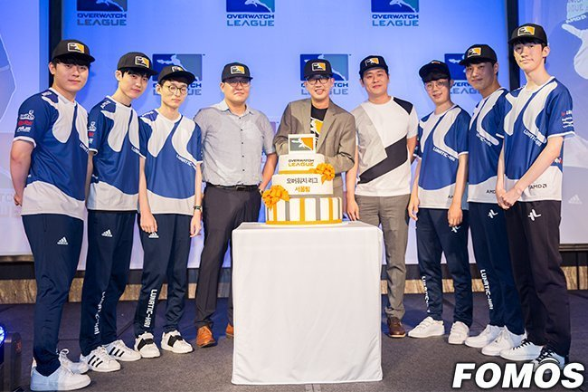 Overwatch League Seoul