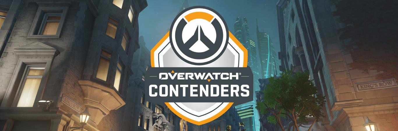 Prima settimana dell'Overwatch Contenders