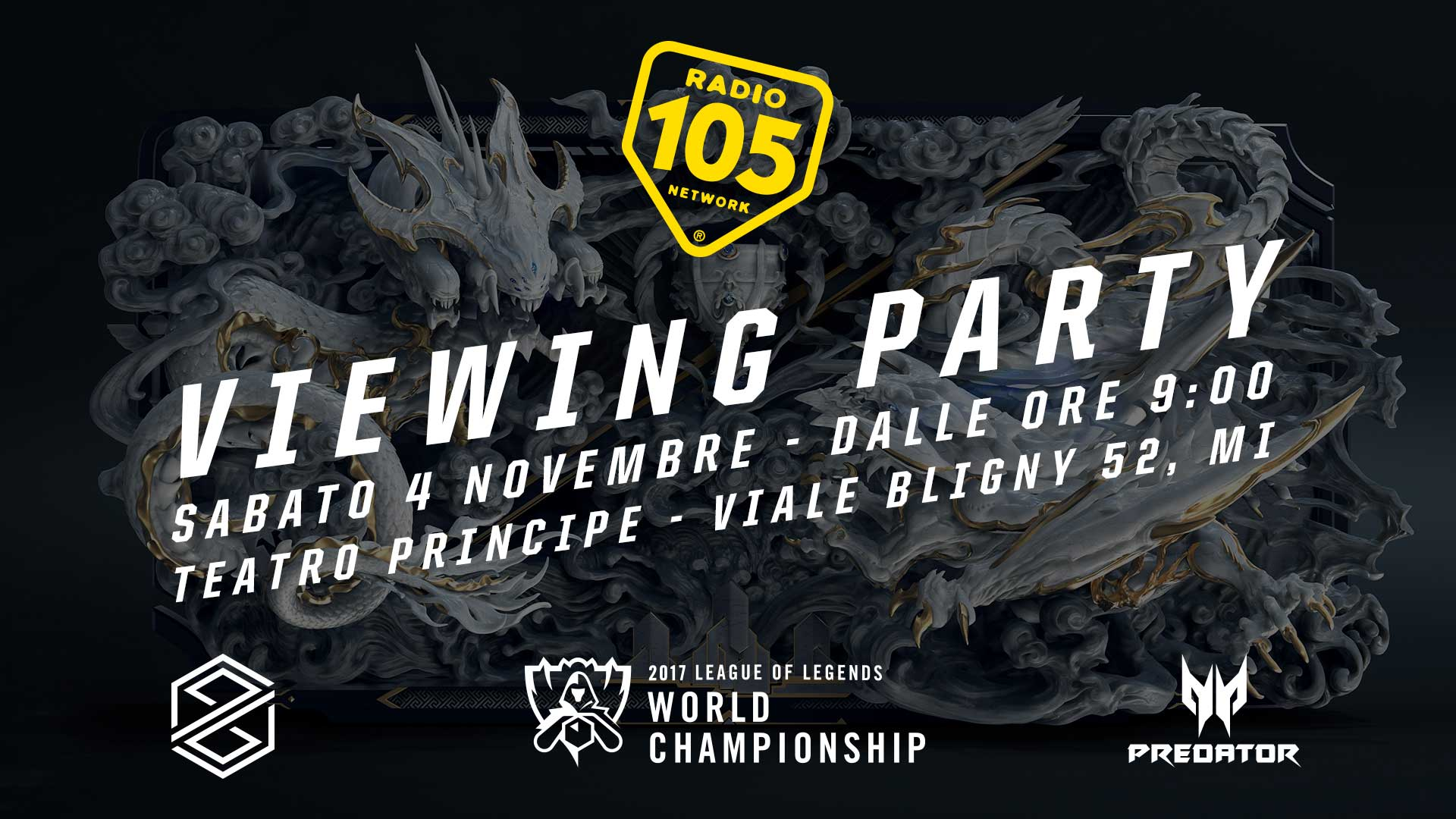 Radio 105 Viewing Party