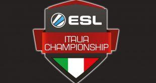 stagione invernale 2017 ESL Italia Championship