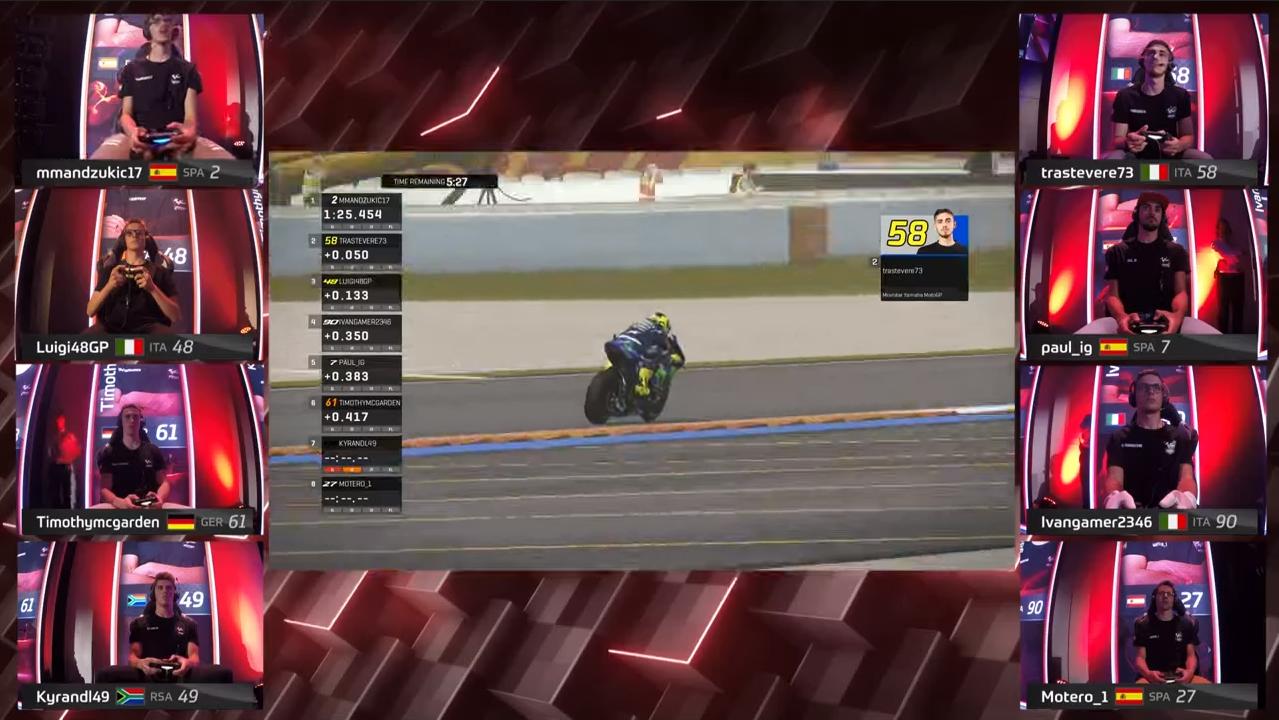 MotoGP eSport Championship Grand Final