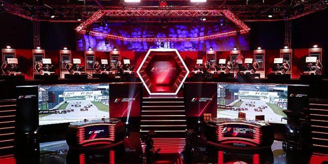 finali f1 esports series F1 Esports Pro Series 2018