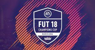 FUT Champions Barcelona