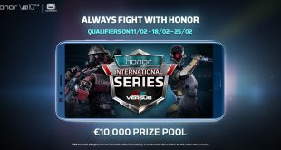 Modern Combat Versus HONOR International Series