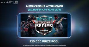 Modern Combat Versus HONOR International Series