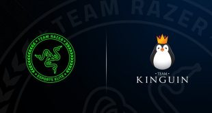 Team Kinguin e Razer