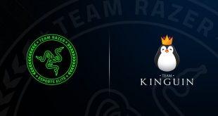 Team Kinguin e Razer