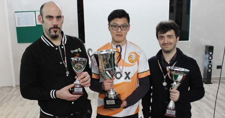 The Phanrom, Devilnin e Rikimaru