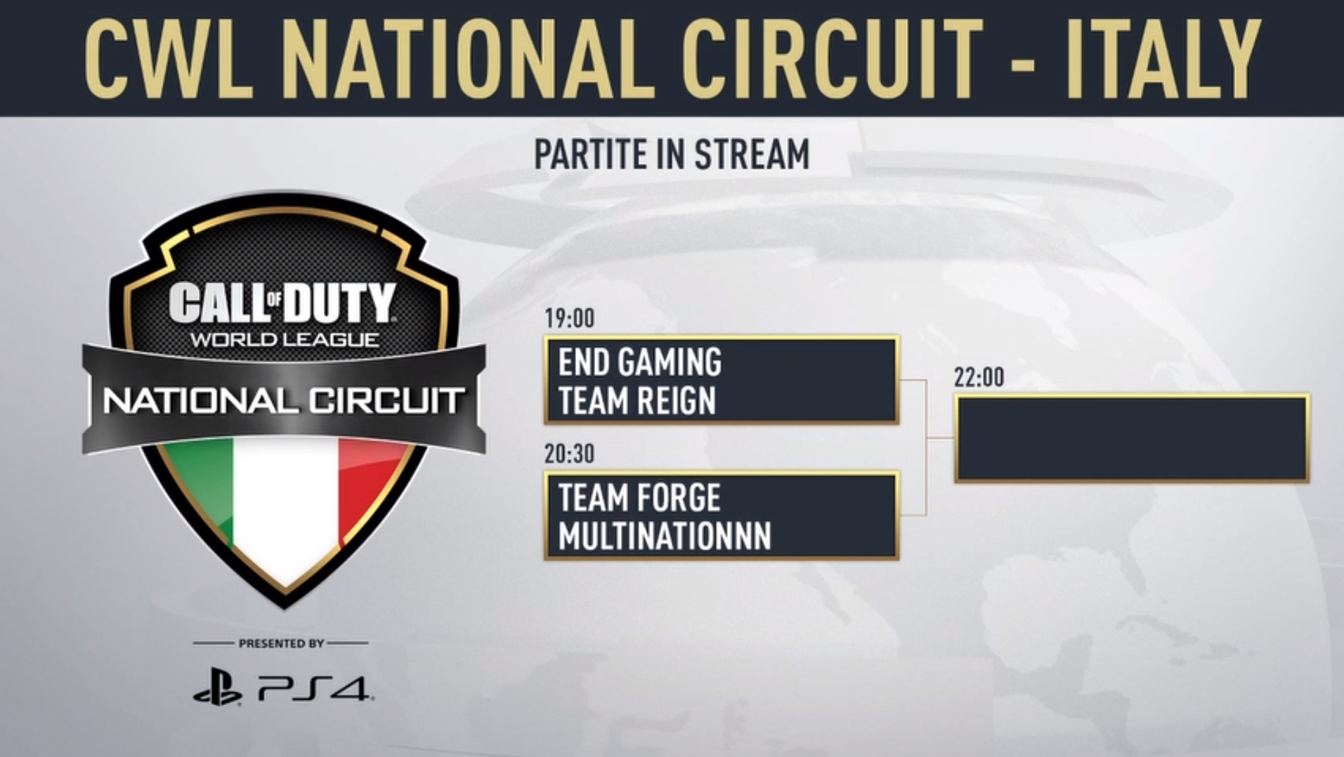 stage 2 del CWL National Circuit italiano