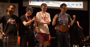 Tissuemon vince Arkham Digital Fighting Tournament