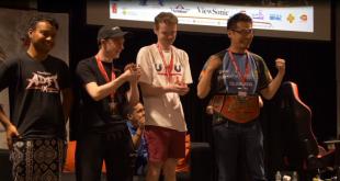 Tissuemon vince Arkham Digital Fighting Tournament