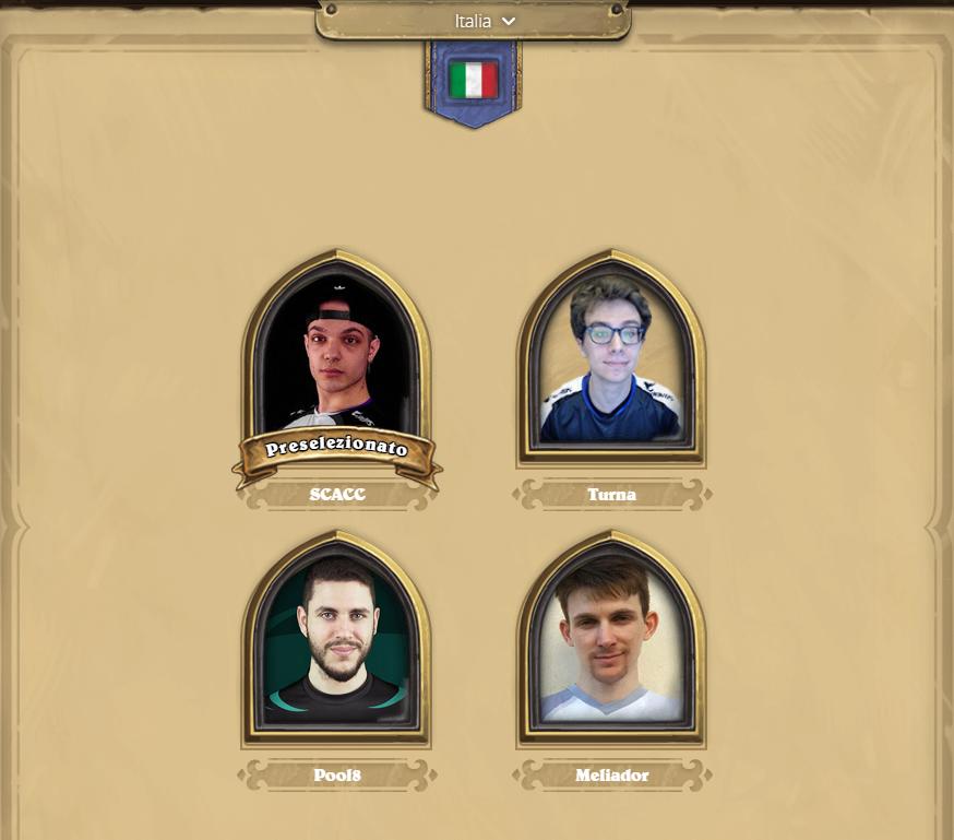 formazione italiana