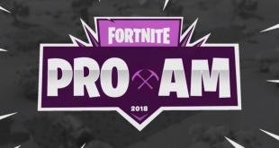 Fortnite World Cup durante il Celebrity Pro-Am dell'E3