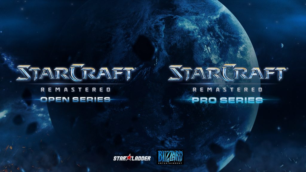 Starcraft Remastered Series