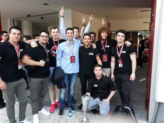 Finali ESL Italian Championship summer 2018