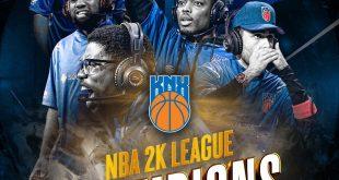 stagione inaugurale della NBA 2K