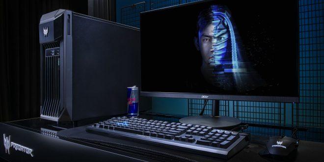 Acer e Red Bull