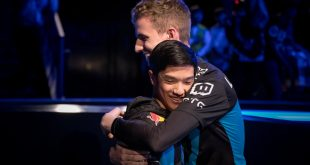 Cloud9 e Fnatic