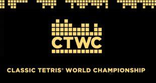 Classic Tetris World Championship 2018