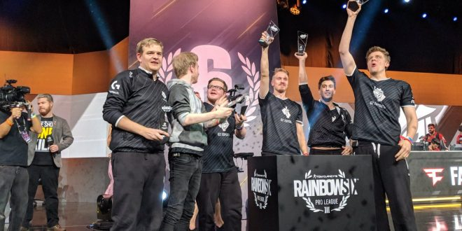 Rainbow Six Pro League Season 8