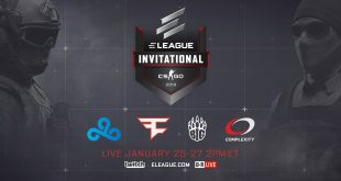 ELeague Invitational 2019
