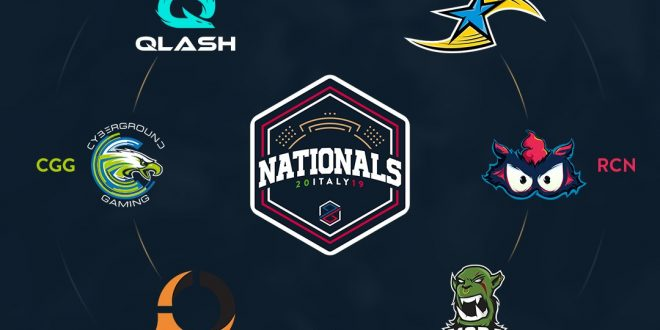 PG Nationals 2019