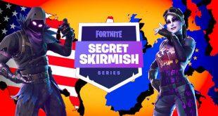 Secret Skirmish