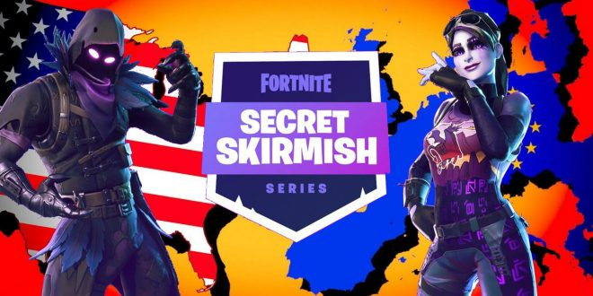 Secret Skirmish