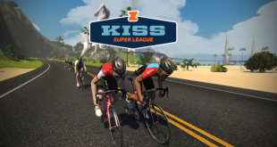 zwift kiss