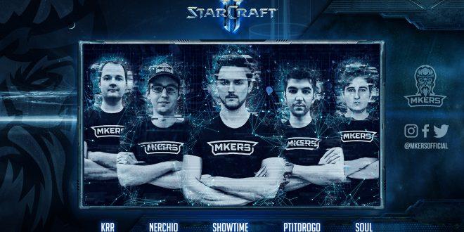 StarCraft II dei Mkers