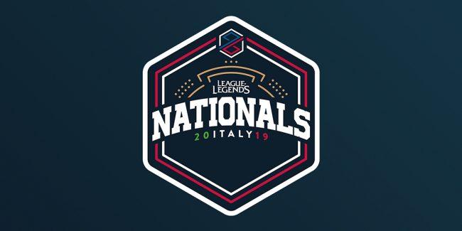 PGNationals Spring Nationals Spring Quarta settimana PG Nationals Spring 2019