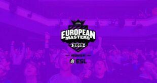 European Masters Spring 2019