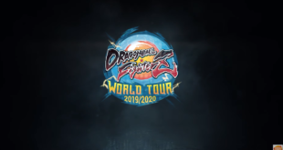 FighterZ World Tour 2019