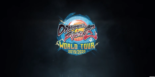 FighterZ World Tour 2019