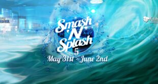 Smash N' Splash 5