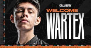 Wartex entra a far parte del Team Heretics